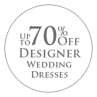 Up to 70% off Designer Wedding Dresses in The UK's Top Boutiques