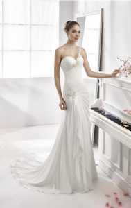 Grecian Style Wedding Dress