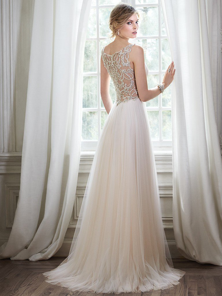 Maggie Sottero Phyllis: Wedding Dresses UK - Bridal Village