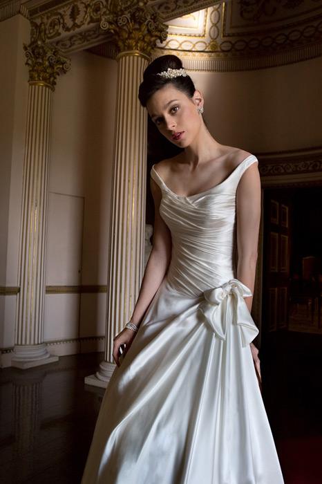Alan hannah sienna bridal village for Local wedding dress designers