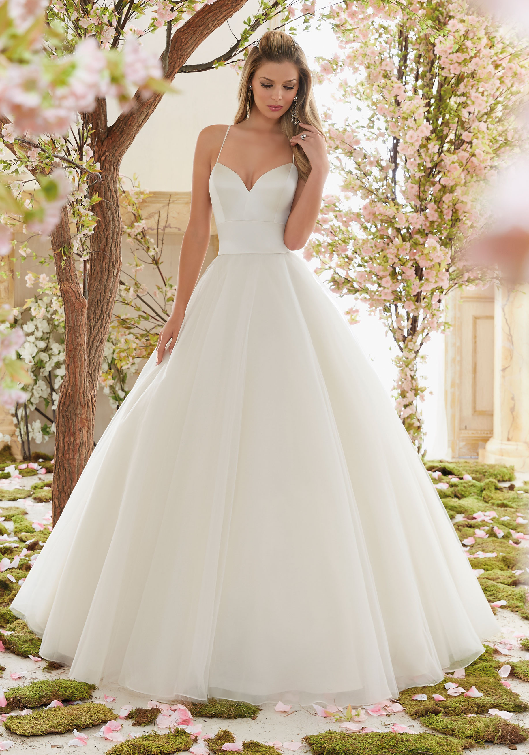 mori lee 6831 - Bridal Village